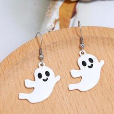 Horrifying Cute Halloween Ghost Alloy Halloween Props