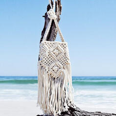 Unique/Personalized Style/Solid Color/Bohemian Style/Braided Crossbody Bags/Shoulder Bags/Beach Bags/Hobo Bags