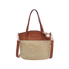 Elegant/Fashionable/Shell Shaped/Commuting/Braided Tote Bags/Crossbody Bags/Shoulder Bags/Beach Bags/Bucket Bags/Hobo Bags