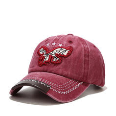 Women's Beautiful/Pretty/Charming/Artistic Cotton With Flax Baseball Caps