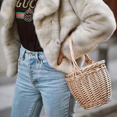 Stripe/Bohemian Style Tote Bags/Beach Bags