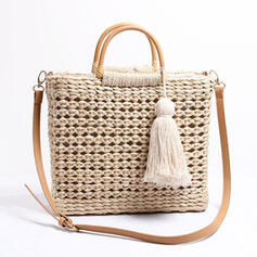 Elegant/Charming/Bohemian Style/Braided Tote Bags/Shoulder Bags/Beach Bags