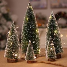Christmas Merry Christmas Tabletop Plastic Christmas Tree
