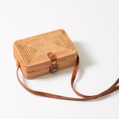 Delicate/Commuting/Bohemian Style/Braided Satchel/Crossbody Bags/Shoulder Bags/Beach Bags