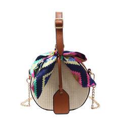 Commuting/Bohemian Style/Braided/Simple Tote Bags/Crossbody Bags/Shoulder Bags/Beach Bags/Bucket Bags/Hobo Bags