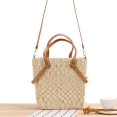 Classical/Bohemian Style/Braided/Super Convenient/Handmade Tote Bags/Shoulder Bags/Beach Bags/Bucket Bags