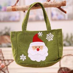 Christmas Merry Christmas Snowman Reindeer Santa Gift Bag Non-Woven Fabric Apple Bags Candy Bags