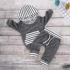 2-pieces Baby Boy Solid Set