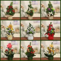 Christmas Merry Christmas Tabletop PVC Christmas Tree
