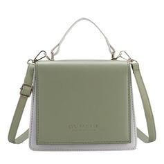 Elegant/Vintga/Splice Color/Bohemian Style/Minimalist Crossbody Bags/Shoulder Bags/Top Handle Bags