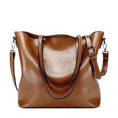 Elegant/Vintga/Multi-functional/Simple/Super Convenient Tote Bags/Shoulder Bags/Hobo Bags/Top Handle Bags
