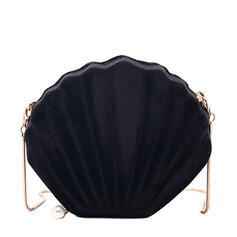 Girly/Refined/Pretty/Dreamlike/Shell Shaped Clutches/Crossbody Bags/Shoulder Bags/Beach Bags