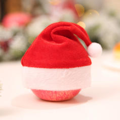 Christmas Merry Christmas Cloth Christmas Hats Apple Bags