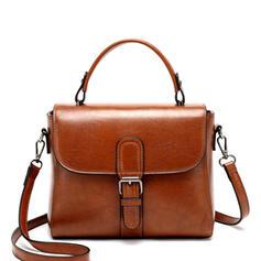 Unique/Vintga/Commuting/Minimalist Crossbody Bags/Shoulder Bags/Top Handle Bags