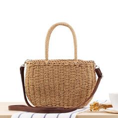 Classical/Bohemian Style/Braided/Travel/Handmade Tote Bags/Shoulder Bags/Beach Bags/Bucket Bags