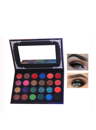 24-color Matte Shimmer Eyeshadow Palette With Box