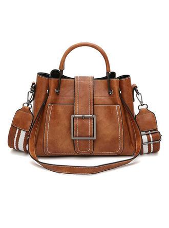Elegant PU Totes Bags/Cross-Body Bags/Shoulder Bags