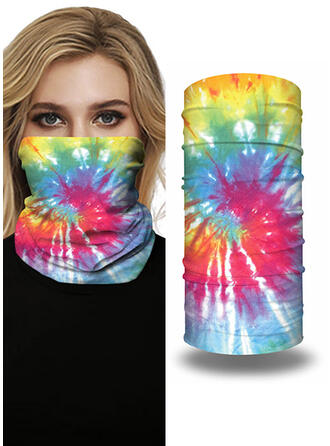Breathable/Protective/Full Coverage/Multi-functional/Seamless/Dust Proof/Tie-Dye Bandanas