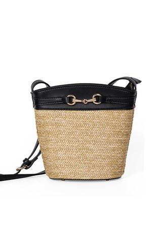 Charming/Commuting/Bohemian Style/Braided Crossbody Bags/Shoulder Bags/Beach Bags/Hobo Bags