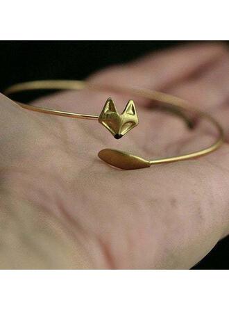 Charming Fox Attractive Alloy Women's Bracelets