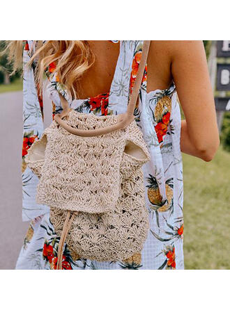Charming/Bohemian Style/Braided Backpacks/Beach Bags
