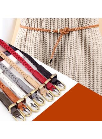 Beautiful Fashionable Vintage Classic Simple Boho Braided Rope Women's Belts 1 PC