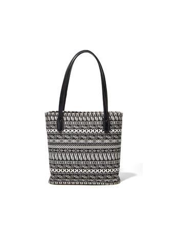 Elegant/Fashionable/Vintga/Stripe/Travel/Super Convenient Tote Bags/Shoulder Bags
