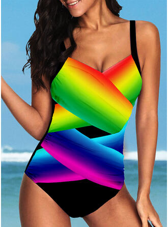 Vacation One-piece Swimsuits