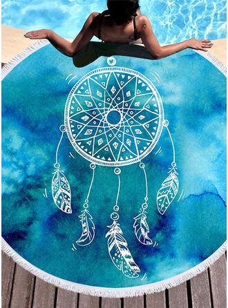Dreamcatcher fashion/simple/Boho Beach Towel