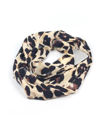 Animal Print fashion/Breathable/Multi-functional Scarf/Pocket Scarves