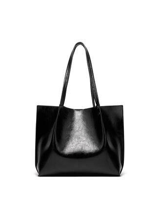 Commuting/Solid Color/Simple/Super Convenient Tote Bags/Hobo Bags
