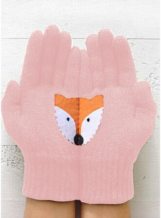 Solid Color/Animal/Stitching attractive/Animal Designed Gloves