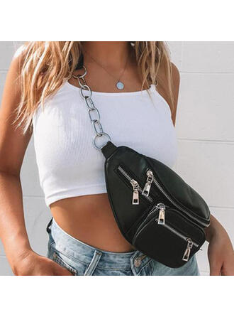 Fashionable/Solid Color/Multi-functional Crossbody Bags/Belt Bags