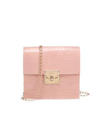 Fashionable/Crocodile Embossed Crossbody Bags