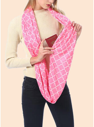 Geometric attractive/Breathable/Multi-functional Scarf/Pocket Scarves