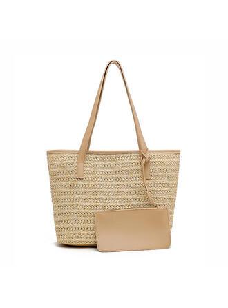 Delicate/Commuting/Bohemian Style/Braided Tote Bags/Beach Bags/Hobo Bags