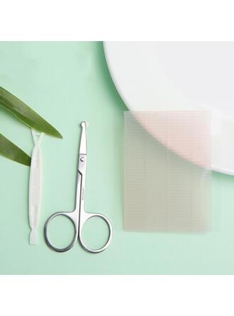(set of 500) Simple Classic Eyebrow Scissors Double Eyelid Sticker