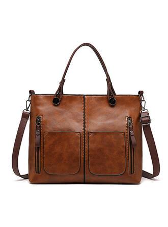 Elegant/Vintga/Commuting/Simple/Super Convenient Crossbody Bags/Shoulder Bags/Top Handle Bags
