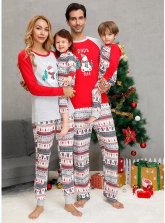 Bear Family Matching Christmas Pajamas