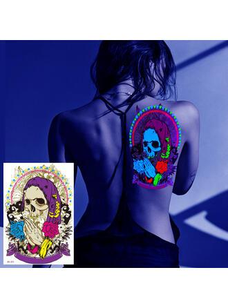 1 PC Tape Tattoo Sticker