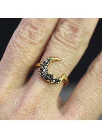 Fashionable Exquisite Boho Alloy Women's Rings