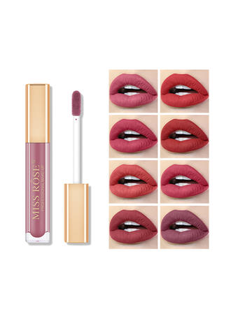 Matte Velvet Lip Gloss With Box