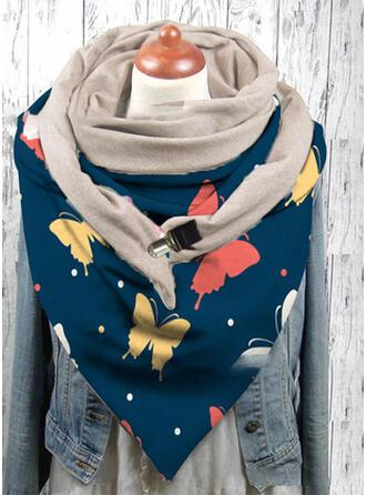 Animal/Stitching fashion/Butterfly Design Scarf