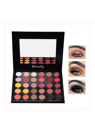 Matte Shimmer Eyeshadow Palette With Box