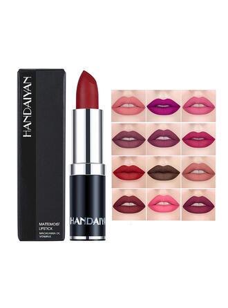 Matte Velvet Lipsticks With Box