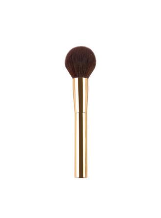 Two Tone Handle Plain Nylon Powder Face brushes