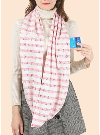Geometric fashion/Breathable/Multi-functional Scarf/Pocket Scarves