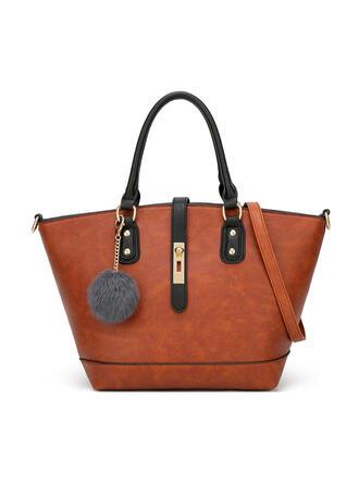 Special/Vintga/Commuting/Super Convenient Tote Bags/Shoulder Bags