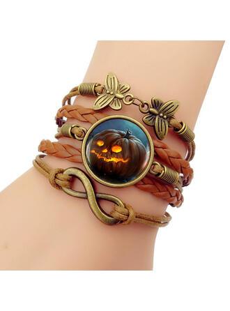 Horrifying Cute Halloween Pumpkin Alloy Halloween Props