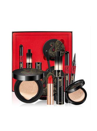 4 PCS Matte Waterproof Charming Brighten Oil control Light Lipsticks Eyeliner BB & CC Cream With Box